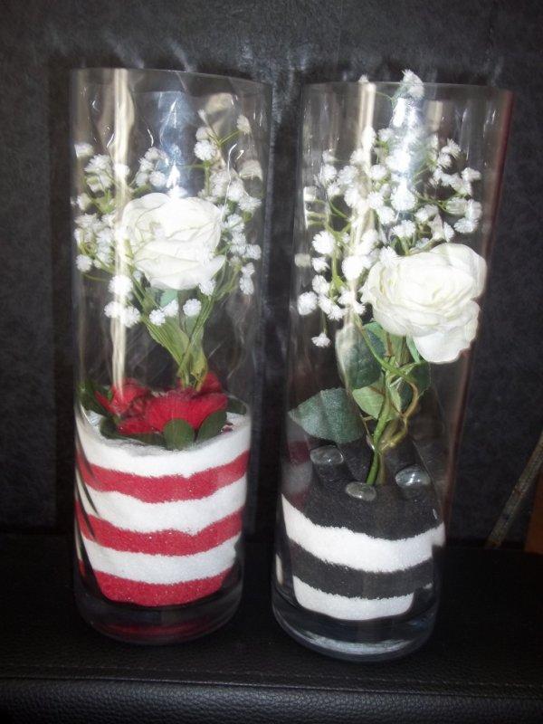 vase fleur le duo