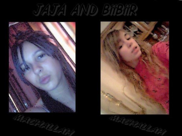 JAJA & BIBIR DES SOEUR A LA MEURTEYYYY