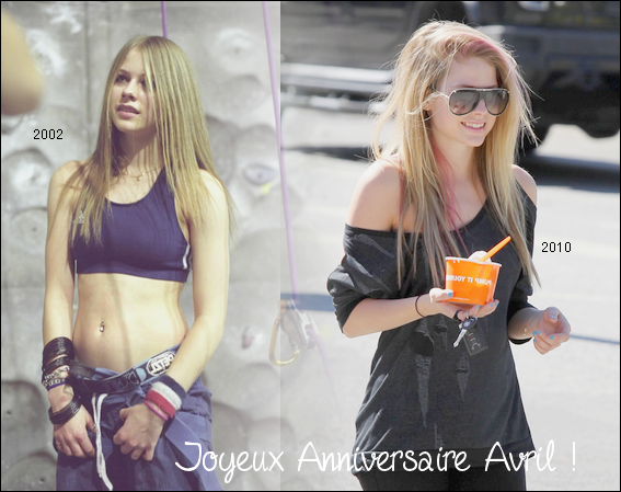 Happy Birthday Avril ♥