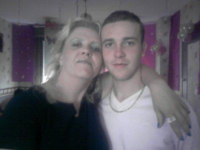 moi et mon fils steven