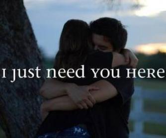 Il faut de tous dans un monde, mais moi, il me faut surtout toi.❤