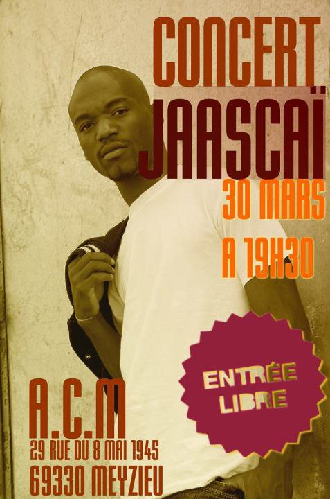 Concert Jaascaï