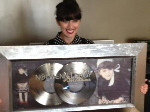CONCERT DE NOLWENN LEROY : A PORCIEU-AMBLAGNIEU LE 19 FÉVRIER 2012 !!!!!