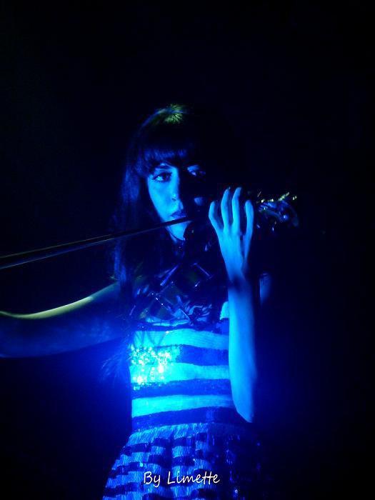 NOLWENN LEROY EN CONCERT A HOERDT  Festival Basse Zorn Live Hippodrome LE 19 MAI 2012