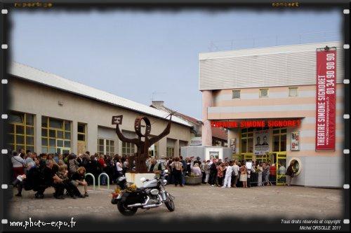 NOLWENN EN CONCERT A VILLEPARISIS , MANTES-LA-VILLE , CONFLANS SAINTE HONORINE , LE PLESSIS TREVISE , MONTIGNY-LE-BRETONNEUX , MERIGNAC , SAINT-MAURICE ET LAUSANNE DU 12 AU 23 OCTOBRE 2012 ET DU 2 AU 3 NOVEMBRE 2012 PASSÉ .....SOUVENIR ....