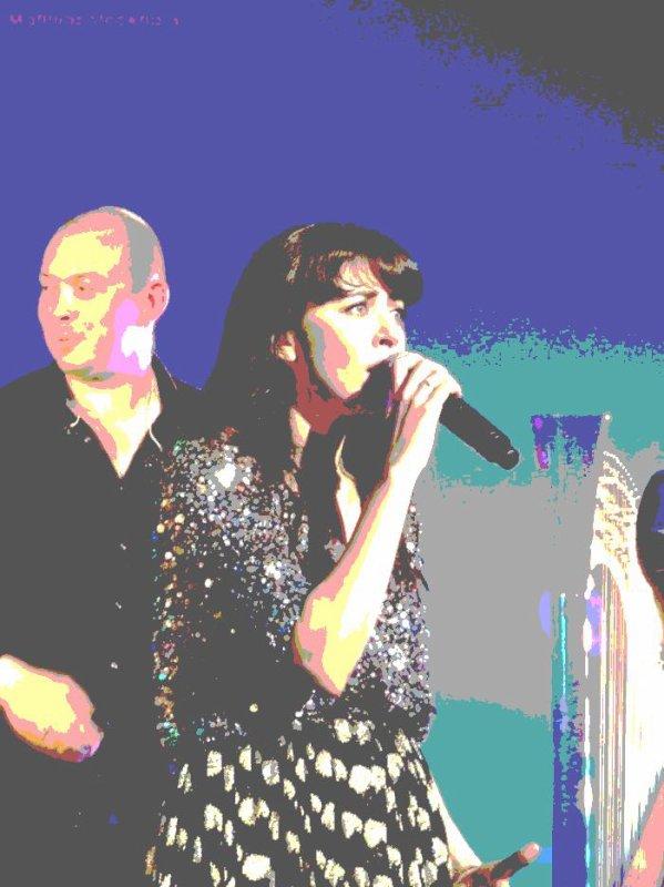 """3e CONCERT """" O TOUR DE L'EAU """" A NANTES ( pays de la loire ) ( 44 ) , LE 14 MAI 2013"""