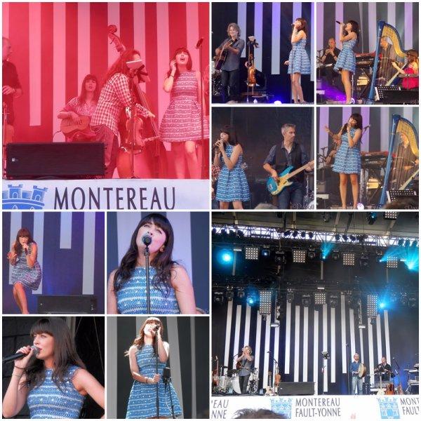 """9e CONCERT """" O TOUR DE L'EAU """" AU FESTIVAL MONTEREAU CONFLUENCES A MONTEREAU ( 77 ), LE 7 JUIN 2013"""