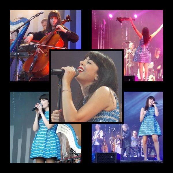 """10e CONCERT """" O TOUR DE L'EAU """" A L'ARMADA DE ROUEN ( 76 ) , LE 15 JUIN 2013"""
