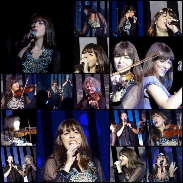 """35e CONCERT """" O TOUR DE L'EAU """" A AIX EN PROVENCE ( 13 ), LE 15 NOVEMBRE 2013"""