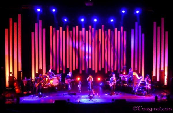"""39e ET 40e CONCERT """" O TOUR DE L'EAU """" A L'OLYMPIA DE PARIS ( 75 ), LE 27 ET 28 NOVEMBRE 2013"""