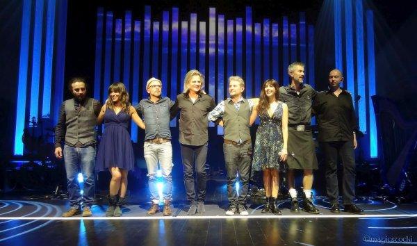 """57e CONCERT """" O TOUR DE L'EAU """" A SAINT BRIEUC ( 22 ) , LE 31 JANVIER 2014"""