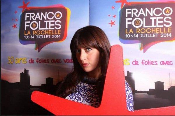 """CONCERT """" LES FRANCOFOLIES DE LA ROCHELLE """" ( 17 ) , LE 11 JUILLET 2014"""
