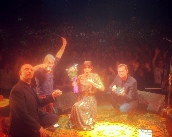 TOURNÉE ACOUSTIQUE NOLWENN LEROY : MARS - MAI 2015 ( 3 )