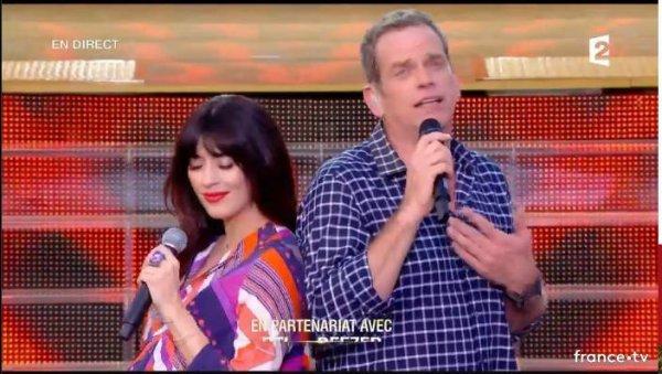 Nolwenn Leroy invitée pour la fête de la musique sur France 2 dans l'émission tous a Toulouse ! le 21 juin 2017 ( 2 )