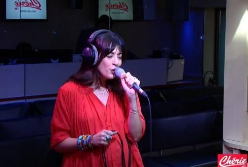 Nolwenn Leroy invitée sur la radio Chérie fm le 23 juin 2017 ( 1 )