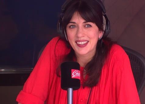 Nolwenn Leroy invitée sur la radio Chérie fm le 23 juin 2017 ( 2 )