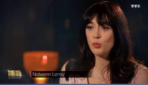 """Nolwenn Leroy dans l'émission spécial """" Michel Berger, 25 ans déjà """" sur tf1 le 29 juillet 2017 ( 2 )"""