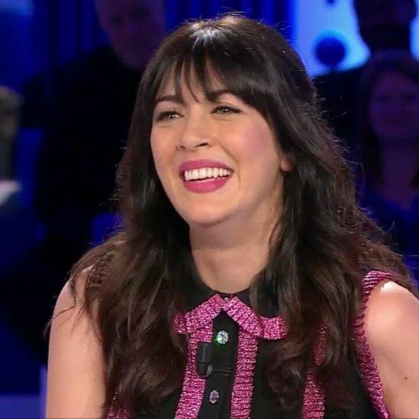 """Nolwenn Leroy dans l émission """" on n'est pas couché """" sur France 2 le 2 septembre 2017"""