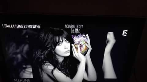 """Nolwenn Leroy dans l 'émission """" alcaline """" sur France 2 le 5 septembre 2017"""