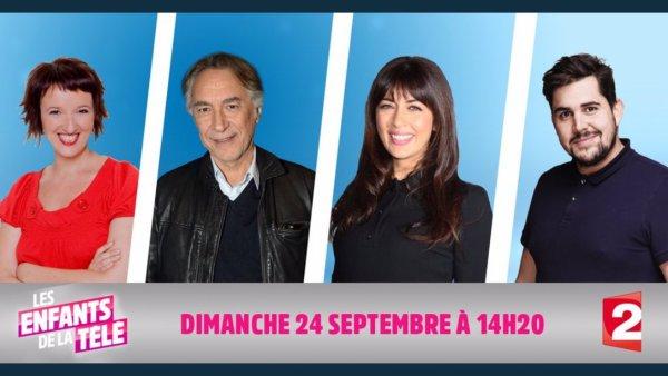 """Nolwenn Leroy dans l'émission """" les enfants de la télé """" sur France 2 le 24 septembre 2017"""