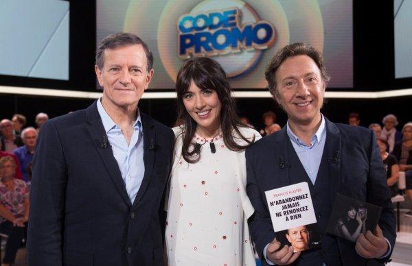 """Nolwenn Leroy dans l émission """" code promo """" sur France 2 le 1 octobre 2017"""