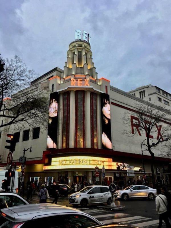 CONCERT NOLWENN LEROY AU GRAND REX A PARIS LE 12 AVRIL 2018