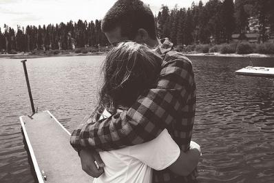 Quand je suis avec lui cest comme si tout était possible, comme si tout en valait la peine. <3