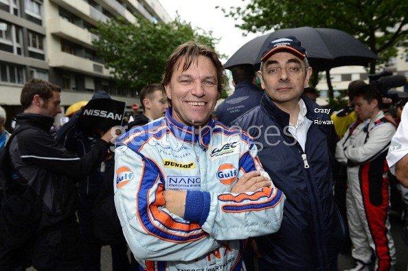 24h du Mans Race - parade des pilotes
