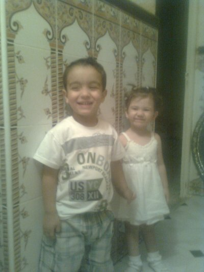 mon neveu et ma niéce