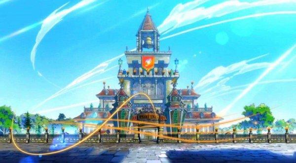 Mina !! Bienvenue à Fairy Tail   :D