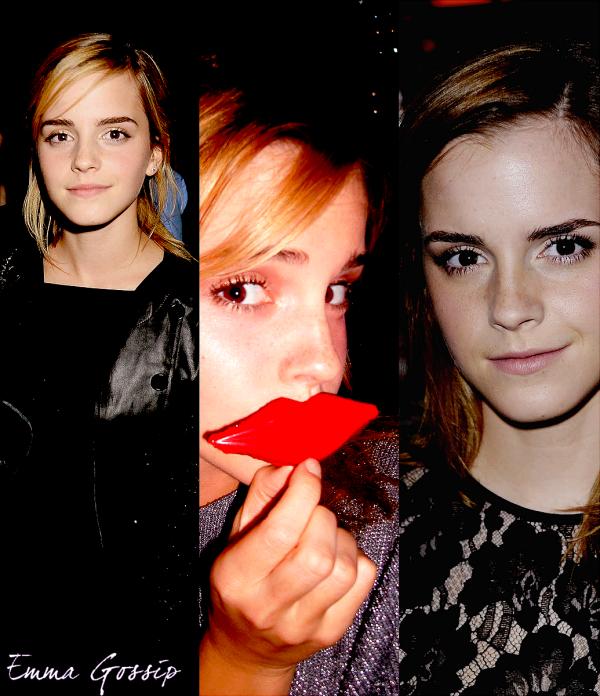 Welcome on Emma-Gossip ♥