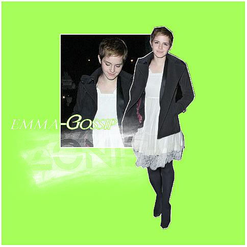Emma de sortie :)