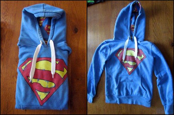 Pull Superman.