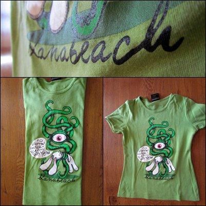 T-shirt Kana Beach.