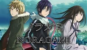 Noragami / Noragami Aragoto.