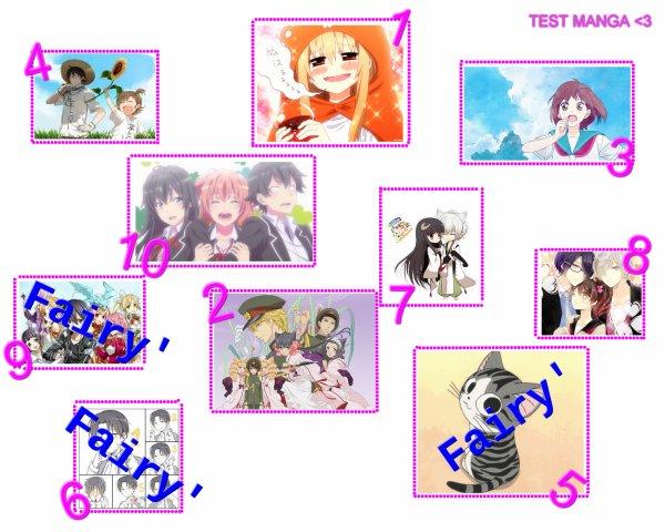 ~ Jeux D'anime/Manga ~
