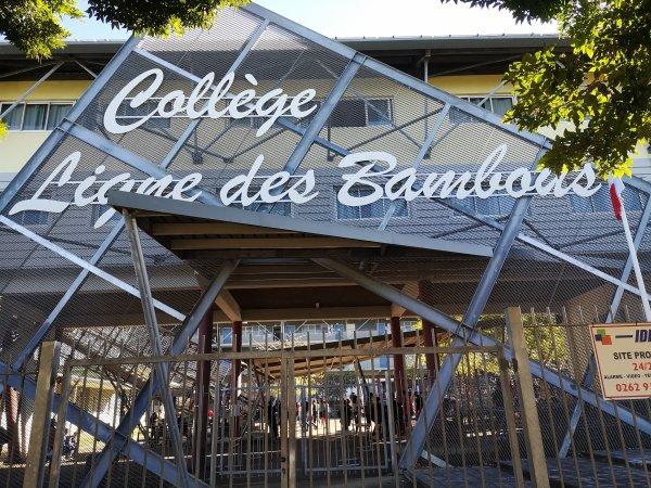 Inscription Collège Ligne des bambous check ! Rentrée 17 août. Cartables et fournitures check ! Entrée en 5eme 👍