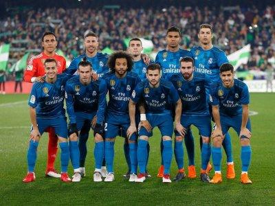 Betis Seville 2-5 Real Madrid