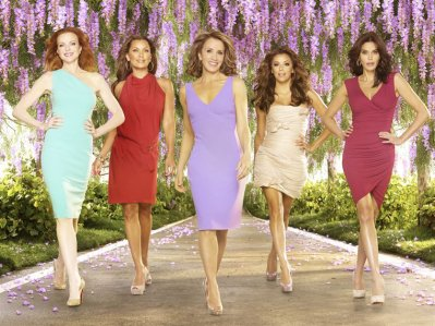 Desperate Housewives: Saison 1, 2, 3, 4, 5, 6, 7 & 8