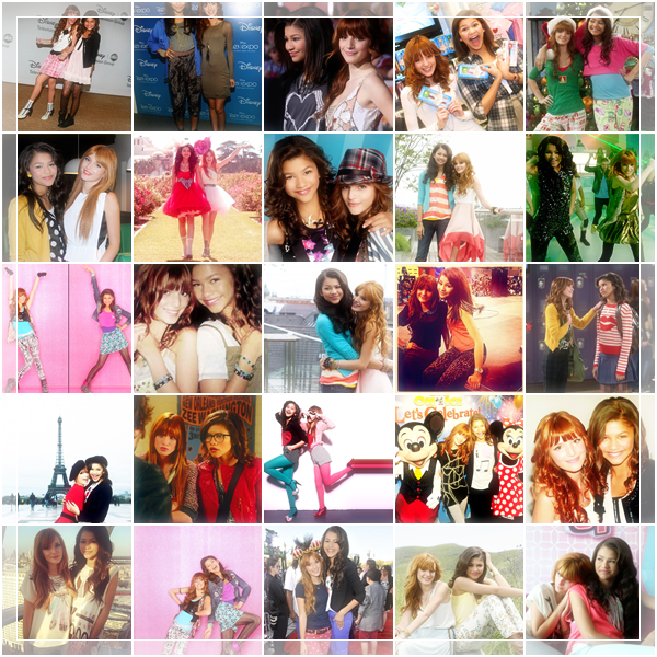 Bella Thorne et Zendaya : Les Best Friends Forever !