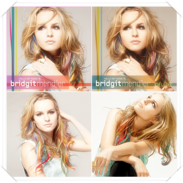 Bridgit Mendler : Hello My Name Is.
