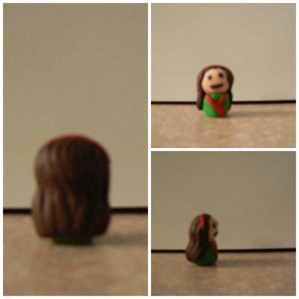 petit personnage (fille)