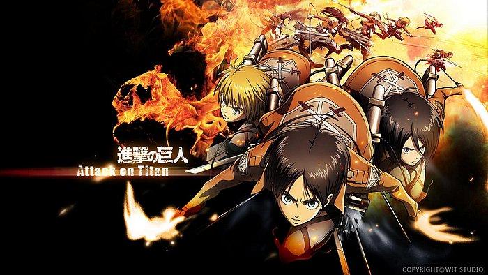 〖 Shingeki no Kyojin - L'attaque des Titans 〗