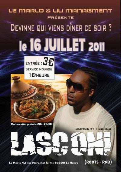 Show live de LASCONI!!