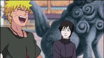 Naruto & Sai