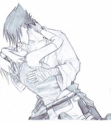 Sakura & Sasuke