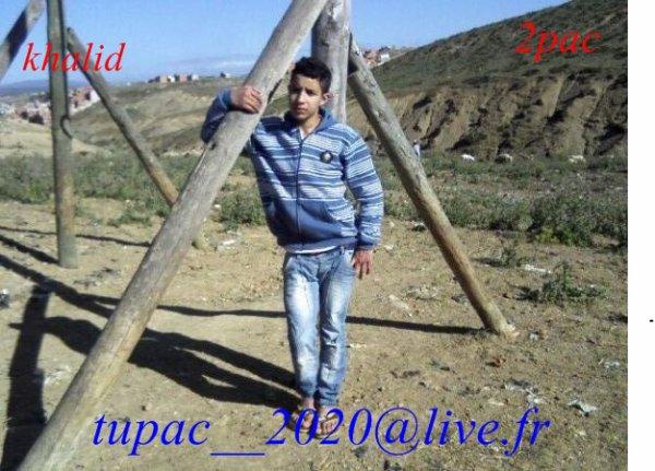 khalid  2pac