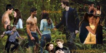Edward ou jacob