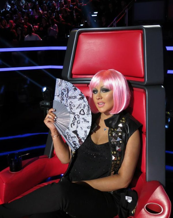 christina the voice!!!