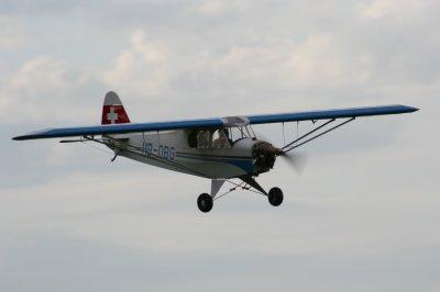 Premier vol pour le Piper de nath ce dimanche 21/08/2011